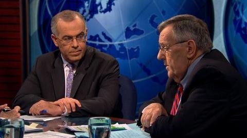 PBS NewsHour -- Shields, Brooks on Obama's Mideast Address, GOP 2012 Field