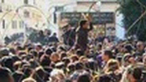 PBS NewsHour -- Major Political Tumult in Tunisia, Birthplace of Arab Spring
