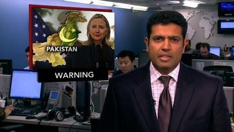 PBS NewsHour -- News Wrap: Clinton Tells Pakistan to Bolster Anti-Terror...