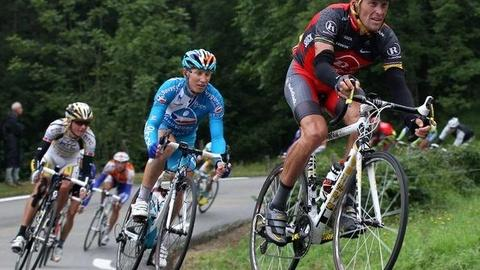 PBS NewsHour -- In Refusing to Cooperate, Armstrong Faces Cycling Ban