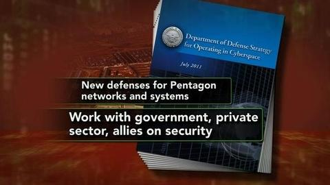 PBS NewsHour -- Pentagon Gears Up for the Digital Battlefield