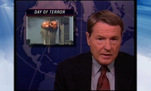 NewsHour with Jim Lehrer: September 11, 2001