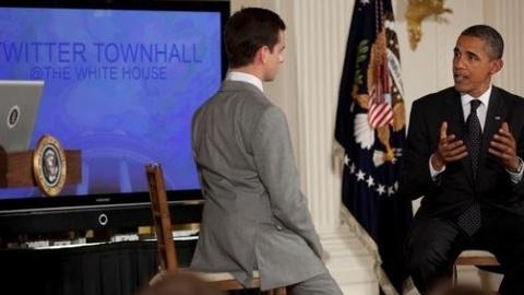 PBS NewsHour -- Twitter Town Hall Showcases Social Media's Political...