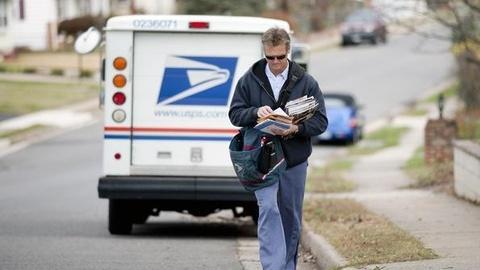 PBS NewsHour -- U.S. Postal Service Faces Big Changes Amid Struggle to...