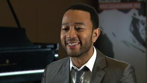 PBS NewsHour -- Conversation: John Legend