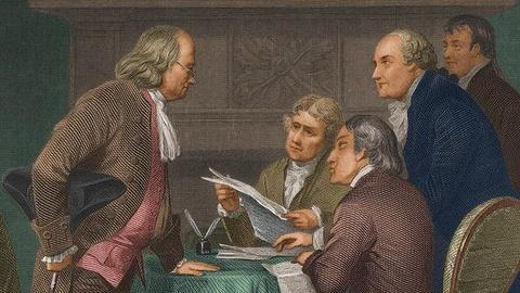 PBS NewsHour -- Founding Fathers: Who Were They and What Happened to Them?