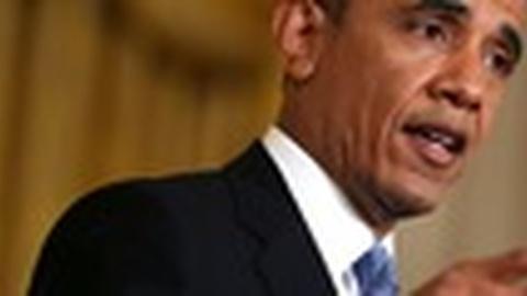 PBS NewsHour -- Obama Steers Second Term Agenda Towards National Debt, Guns