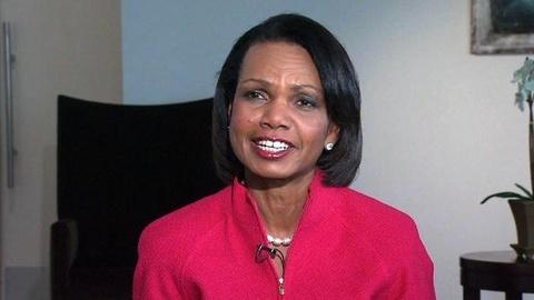 PBS NewsHour -- Condoleeza Rice Makes the Case for Arts in Education