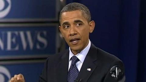 PBS NewsHour -- Obama, Congress Work on Recipe to Reduce National Debt