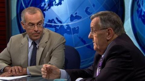 PBS NewsHour -- Shields, Brooks Discuss RNC 'Bounce,' Romney's Reticence