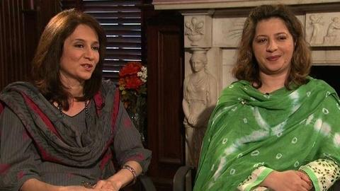 PBS NewsHour -- Interview Excerpt: Pakistani Women on Countering Extremism