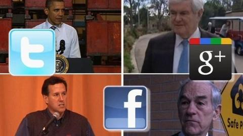 PBS NewsHour -- Examining the Romney Campaign's Use of Twitter