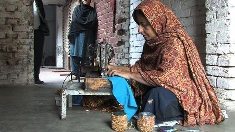 PBS NewsHour -- Pakistan Mircolending Program Looks to Aid Women in Poverty