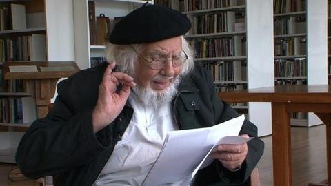 PBS NewsHour -- Poet Ernesto Cardenal Reads His Work