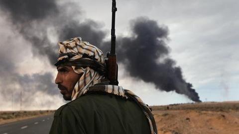 PBS NewsHour -- Photographer Reflects on 'Epic' Libya Battles, Revolution...