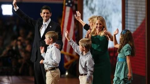 PBS NewsHour -- Republican National Convention: August 29, 2012 (Part 2)