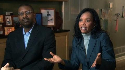 PBS NewsHour -- One Family's Effort to Buy Black for a Year