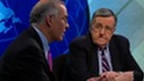 PBS NewsHour -- Shields, Brooks on the Cusp of Sequester, Voting Rights Act