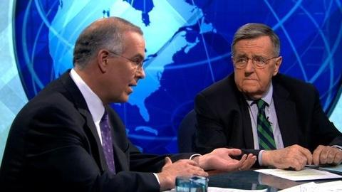 PBS NewsHour -- Shields, Brooks on Afghan Massacre, the Gingrich Factor