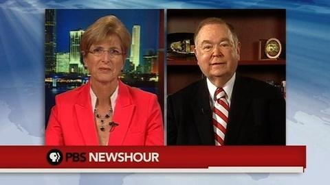 PBS NewsHour -- Group Aims to Break Partisan Gridlock in Washington
