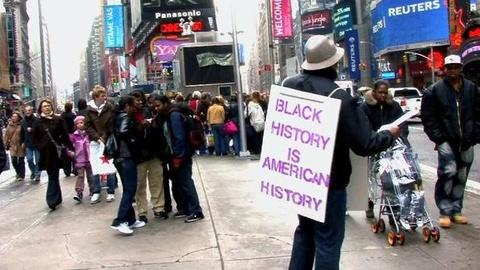 PBS NewsHour -- Why Not Everyone Supports Black History Month
