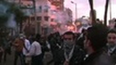 PBS NewsHour -- Egypt's Morsi Hoped Violence Would Burn Out, Spreads Instead