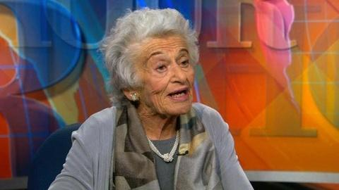 PBS NewsHour -- Holocaust Survivor: Hatred, Tyranny Continue 'Every Day'