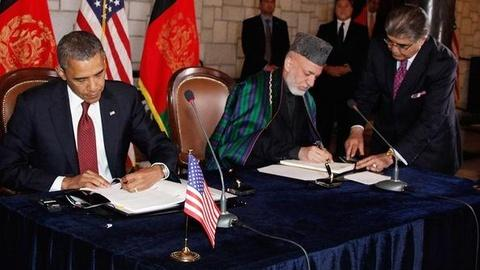 PBS NewsHour -- How Will Obama-Karzai Pact Affect Afghans' Future?