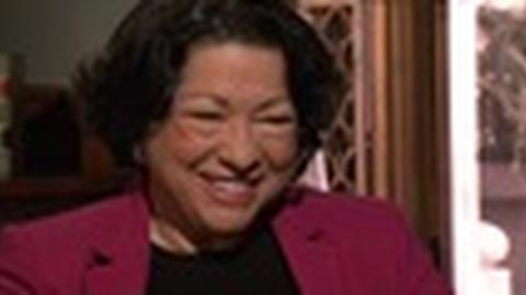 PBS NewsHour -- Justice Sotomayor Takes on Life Before and on the Bench