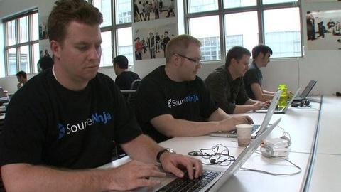 PBS NewsHour -- Accelerators Groom Technology Ventures for Success