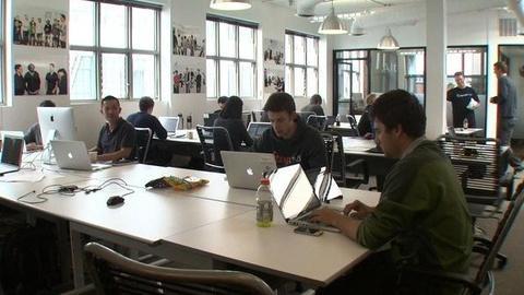 PBS NewsHour -- Can Elite Tech Startup Schools Teach the Next Big Thing?