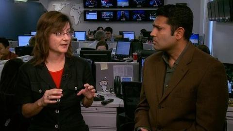 PBS NewsHour -- Survey: Health Care Premiums Soar