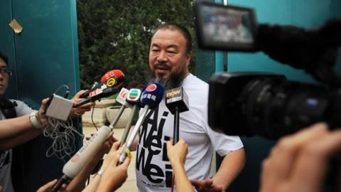 PBS NewsHour -- What Next for Chinese Artist Ai Weiwei?
