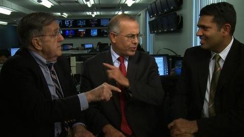 PBS NewsHour -- The Doubleheader: Killing al-Awlaki, Occupy Wall Street...