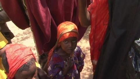PBS NewsHour -- Somali Refugees Flee to Ethiopia to Escape Famine, Violence
