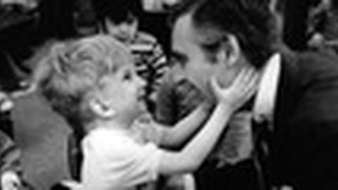 PBS NewsHour -- Words of Hope and Healing: Mr. Rogers Message Goes Viral