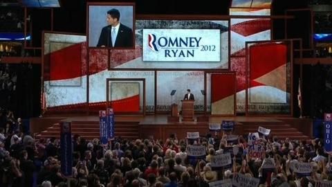 PBS NewsHour -- On Day 2 of RNC, Rice and Ryan Speeches Were Standouts