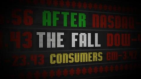 PBS NewsHour -- People, Banks 'Still Cautious' on Credit, Debts