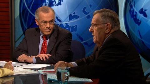 PBS NewsHour -- Shields, Brooks on Trayvon Martin, Mitt Romney's Gaffes