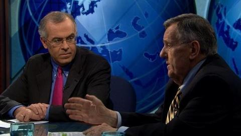 PBS NewsHour -- Shields and Brooks on Libya Military Action, Budget Woes