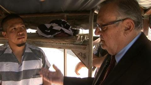 PBS NewsHour -- 'No One Is Higher Than Me,' Sheriff Arpaio Tells Inmate