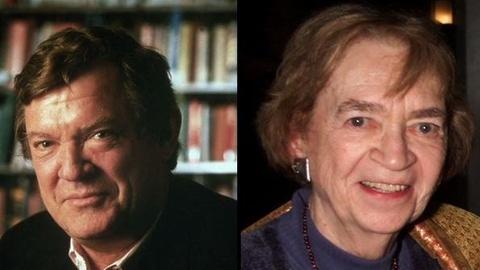 PBS NewsHour -- Remembering Critics Robert Hughes and Judith Crist