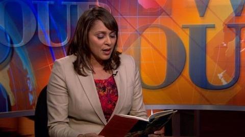 PBS NewsHour -- Weekly Poem by U.S. Poet Laureate Natasha Trethewey