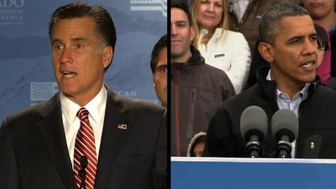 PBS NewsHour -- After Denver Duel, Romney and Obama Continue to Spar