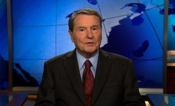 Jim Lehrer: 'Time Has Arrived' to Step Back From D