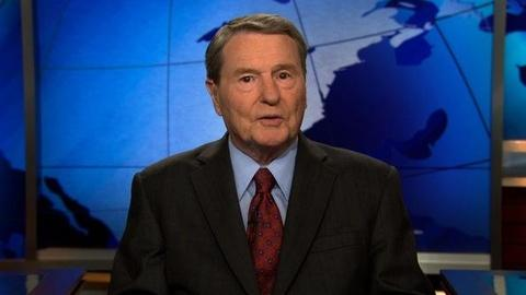 PBS NewsHour -- Jim Lehrer: 'Time Has Arrived' to Step Back From Daily...