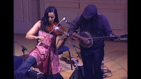 PBS NewsHour -- Carolina Chocolate Drops Perform at the Library of Congress