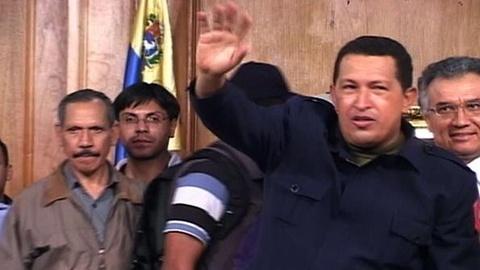 PBS NewsHour -- Chavez's Health Fuels Political Power Struggle in Venezuela