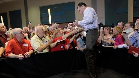 PBS NewsHour -- In South Carolina, Romney Fights Back, Defends Record to...