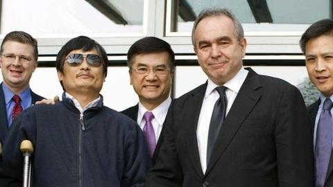 PBS NewsHour -- After Leaving U.S. Custody, What's Next for Chen Guangcheng?